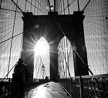 Brooklyn Bridge by Lidia D'Opera