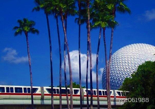 Epcot, Walt Disney World Resort by rc2061988