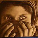 eyes of afgahanastan by Ryan Michiels