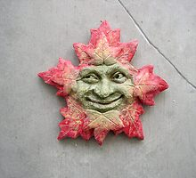 Leafman, Greenman by garascia