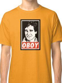 Obeying the Quantum Leap Classic T-Shirt