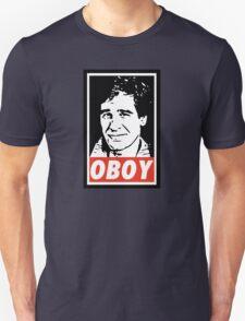 Obeying the Quantum Leap Unisex T-Shirt