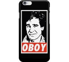 Obeying the Quantum Leap iPhone Case/Skin