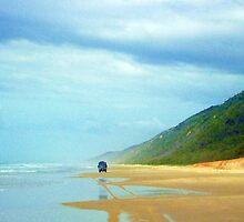 Fraser Island, Australia by rc2061988