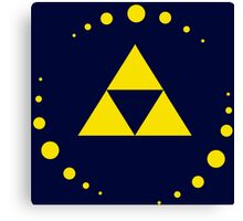 Triforce - Zelda Canvas Print