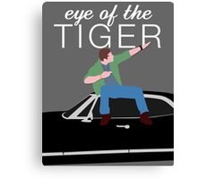 Supernatural - Eye of the Tiger Canvas Print