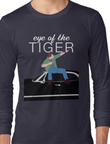 Supernatural - Eye of the Tiger Long Sleeve T-Shirt