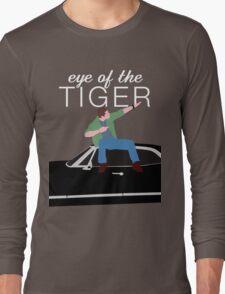 Supernatural - Eye of the Tiger Long Sleeve T-Shirt