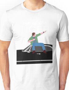 Supernatural - Eye of the Tiger Unisex T-Shirt