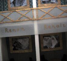 """restaurant """"Renoir""""  by Nataliya Stoyanova"""