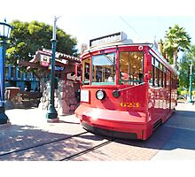 trolley travels Photographic Print