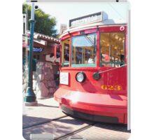 trolley travels iPad Case/Skin