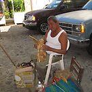 The Angel is nearby ready - El Angel casi está listo, Puerto Vallarta, Mexico by PtoVallartaMex