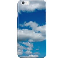 Cloudy sky iPhone case iPhone Case/Skin