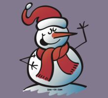 Singing Snowman Kids Clothes