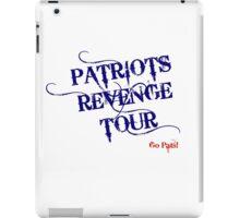 Patriots Revenge Tour iPad Case/Skin