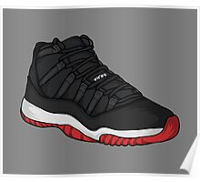 Shoes Breds (Kicks) Poster