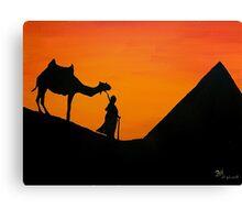 The Prophet Nr1 Canvas Print