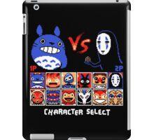 Totoro Game  iPad Case/Skin