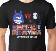 Totoro Game  Unisex T-Shirt