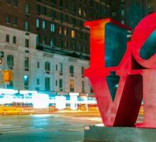 LOVE New York City  Sticker
