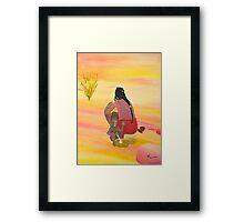 Africa Nr1 Framed Print