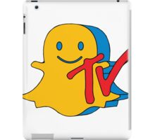 Snapchat TV iPad Case/Skin