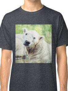 Polar Bear Animal Photography Classic T-Shirt