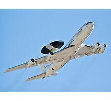 OK 83 0009 E-3A Sentry AWACS Photographic Print