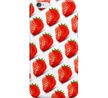 Juicy Strawberries iPhone Case/Skin