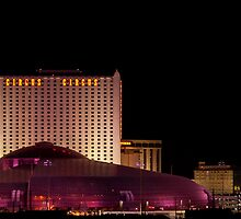 Circus Circus Hotel and Casino, Las Vegas, Nevada by Henry Plumley