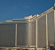 Las Vegas Hilton Hotel and Casino by Henry Plumley
