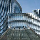 Aria Casino and Hotel by Henry Plumley