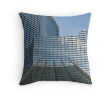 Aria Casino and Hotel Throw Pillow