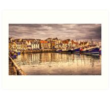 Pittenweem Harbour...Please View Larger Art Print