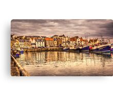 Pittenweem Harbour...Please View Larger Canvas Print
