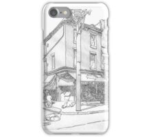 9th and League St.,Phila.,PA   1954 iPhone Case/Skin