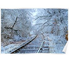 ICEY TRACKS .... Poster