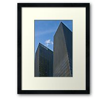 Veer Towers MGM City Center Framed Print