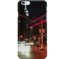 Empire State Lights iPhone Case/Skin