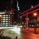 Empire State Lights by Kaitlyn Mikayla
