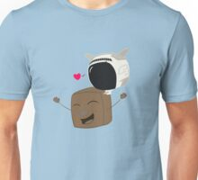 Bubble Butt and Tiny Box Tim Unisex T-Shirt