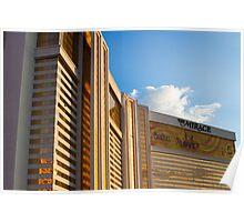 Mirage Las Vegas at Sunset Poster