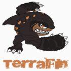 Terrafin by deadpoolRKO