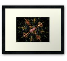 Synthetic Life Creation Framed Print