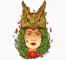Lady Owl Unisex T-Shirt