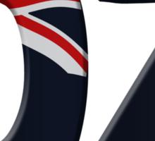 Australia OZ Sticker