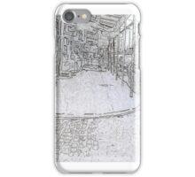 1031 South 9th St.,Phila.,PA   1954 iPhone Case/Skin