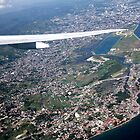 Cebu from the Air by Christopher Lloyd