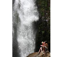 Falls Photographic Print